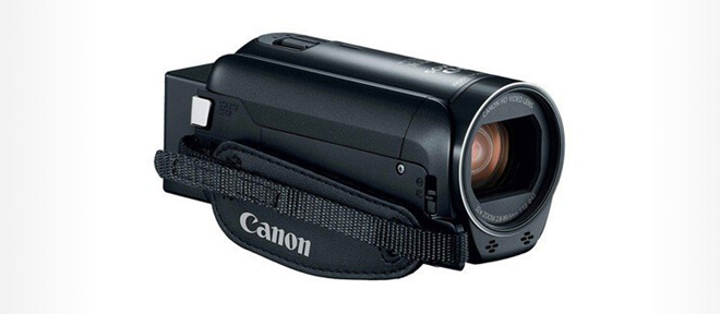 permanently erase videos from Canon digital camcorder