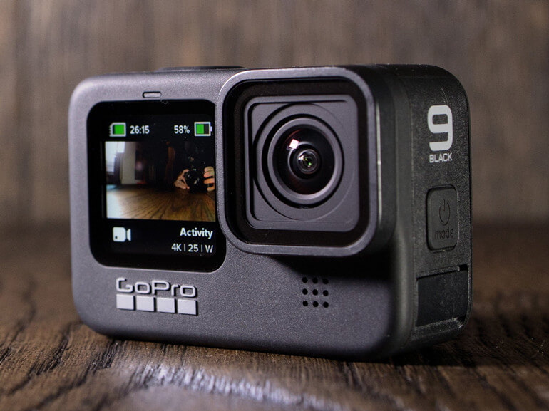 Permanently Erase Data from GoPro HERO9 Black before Selling It