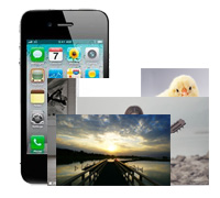 Photo recovery on iPhone 5/5s/5c