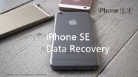 recover contacts/SMS/videos/photos from iPhone SE