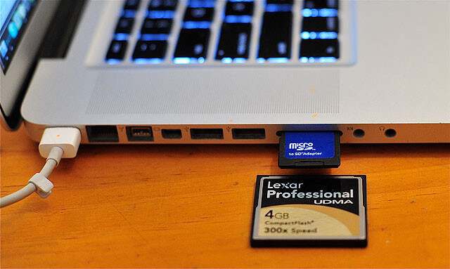 free Lexar SD card data recovery on Mac