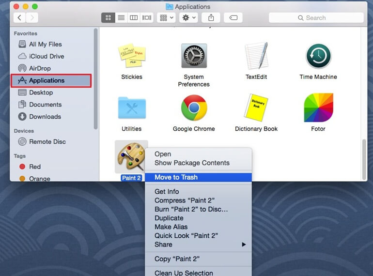 completely uninstall sensitive applications on Mac