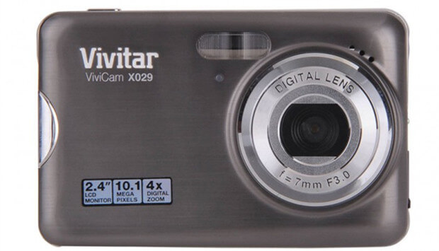 Recover Photos from Vivitar Digital Camera