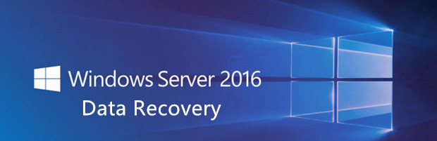 Windows Server 2016 data recovery