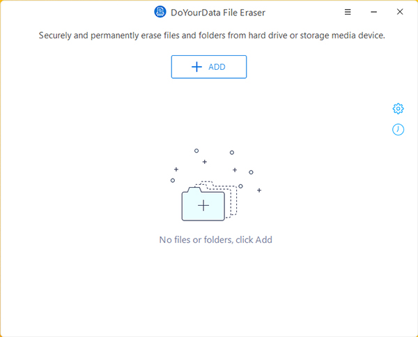 DoYourData File Eraser user guide